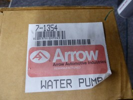 10048968 GM Water Pump Remanufactured By Arrow 7-1354 image 2