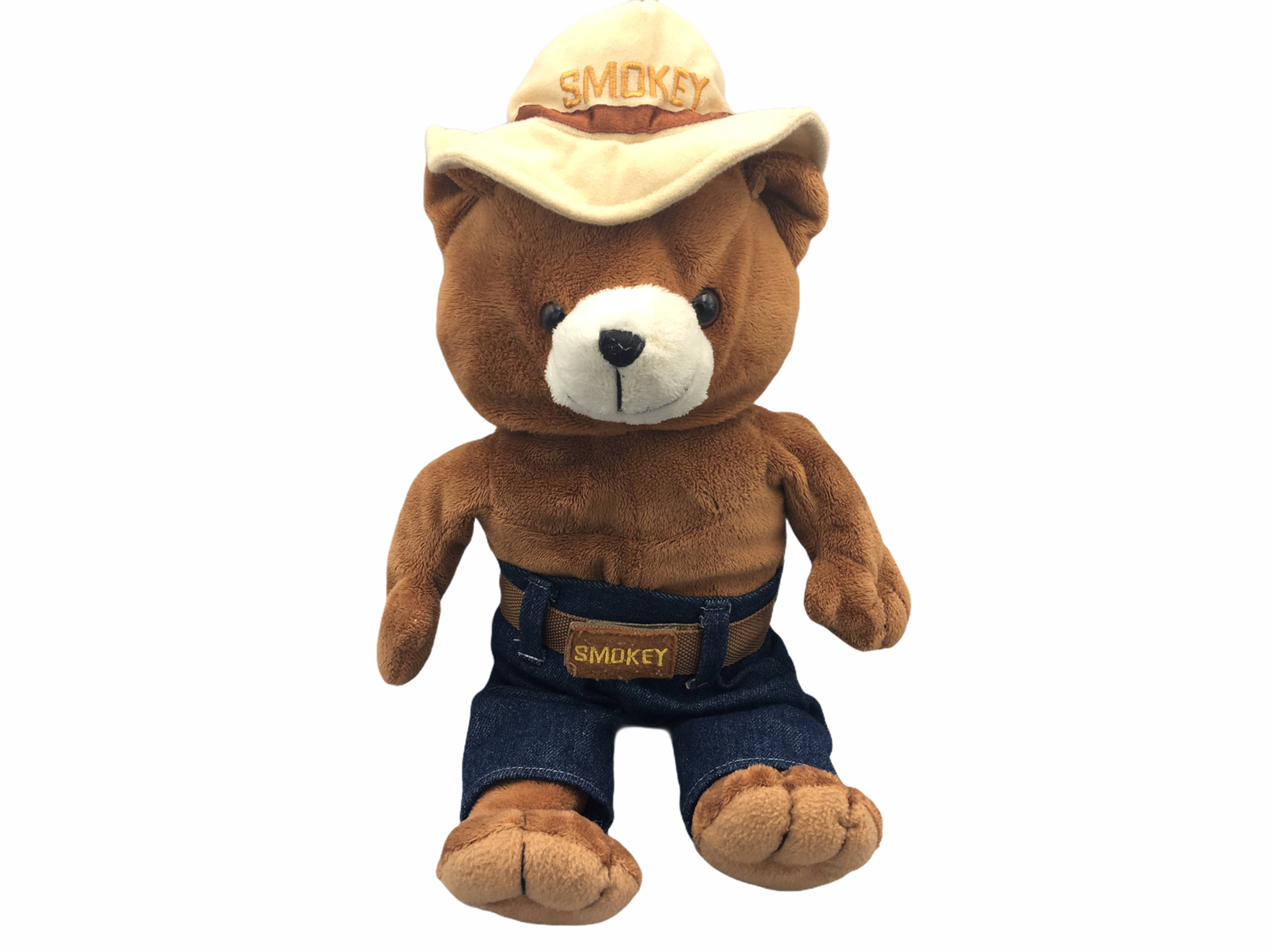 """Treasures Official Licensee Smokey The Bear 12"""" Animal Plush Toy - $18.18"""