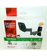 """Flat/Curved TV & Monitor Wall Mount 13""""-29"""" Full Motion Rotate Fold Swiv... - $15.44"""