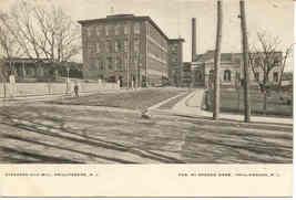 Standard Silk Mill Phillipsburg New Jersey 1906 Post Card - $6.00