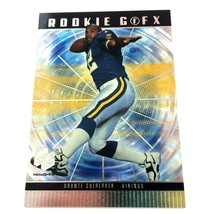 Daunte Culpepper 1999 Upper Deck HoloGRFX Rookie Card #69 NFL Minnesota ... - $1.93