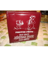 VINTAGE YOGI BEAR & BOO BOO PHOTO BOOK JELLYSTONE CAMP RESORT SOUVENIR ALBUM NEW - £5.39 GBP