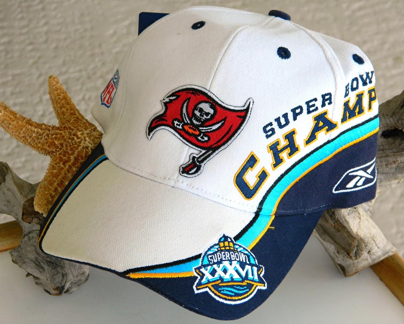 Super Bowl XXXVII NFL Cap Tampa Bay and 50 similar items 1d00965f4