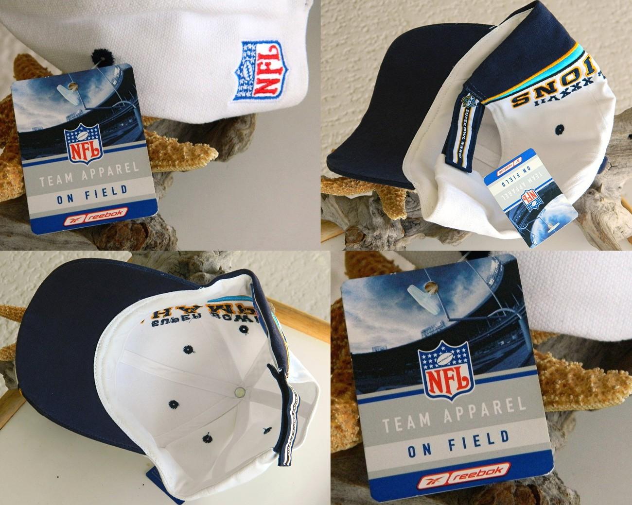654913e3387ad Super Bowl XXXVII NFL Cap Tampa Bay Buccaneers Champ New Tag