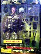 Power Team Elite   Desert Infantry  World Peacekeepers - $23.95