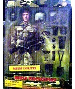 Power Team Elite   Desert Infantry  World Peacekeepers - $29.95