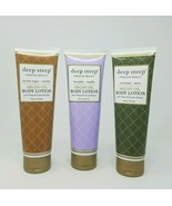 Deep Steep Argan Oil Body Lotion 8 oz - Chosse your Fragrance - $14.99