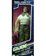 "G.I. JOE - Hall of Fame GRUNT 12"" Figure NEW IN BOX - MLB Figures-Hasbro - $25.00"
