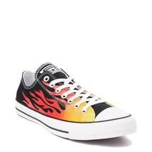 Neu Converse Chuck Schneider Alle Star Lo Flammen Sneaker Damen - $99.37