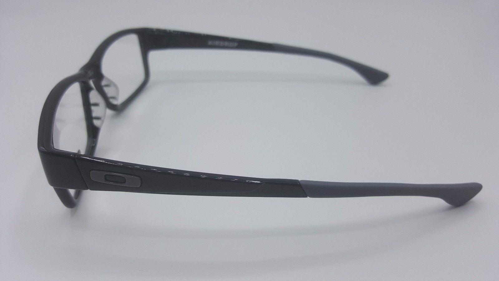 70c2947ee9 Oakley AIRDROP Eyeglasses OX8046-0555 Green Quartz 55 18 143 Rx Eyewear -