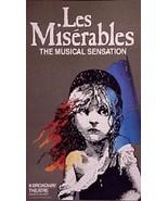 Les Miserables-The Musical Sensation Magnet - $5.99