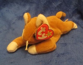 Ty Beanie Baby Nip the Cat 4th Generation Hang Tag & 3rd Gen Tush Tag PV... - $44.54