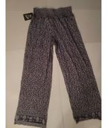 Girls Art Class  Floral Pajama Pants Size XL 14-16 NWT - $12.86