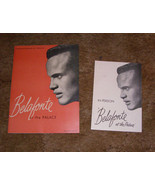 Harry Belafonte At The Palace Program Lot - $28.99