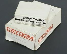 CRYDOM 6101 INPUT MODULE 4.0-32VDC IDC5 image 1