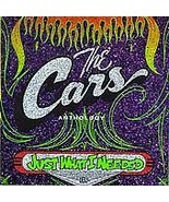 The Cars Anthology  ( Just What I Needed ) 2 CD-1995 - $10.25