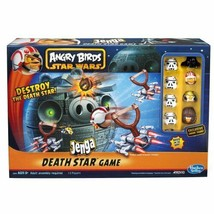 Angry Birds Star Wars Jenga Death Star Game [Parallel Import Goods]F/S - $96.18
