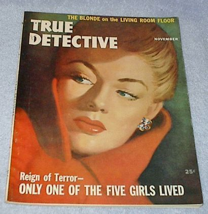Primary image for True Detective Crime Magazine November 1951