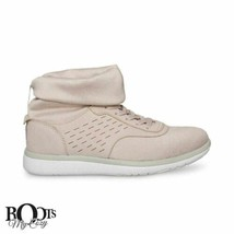 Ugg Islay Quartz Leather High Top Stretch Womens Sneakers Size Us 7/UK 5.5 New - $93.49