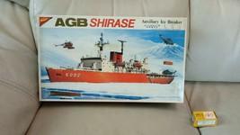 Nichimo 1/450 Japanese Auxillary Icebreaker Shirase (AGB-5002) Motorized... - $94.05