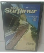 Pacific Surfliner Amtrak Head End Train Ride DVD 3 Hours Los Angeles San... - $23.76
