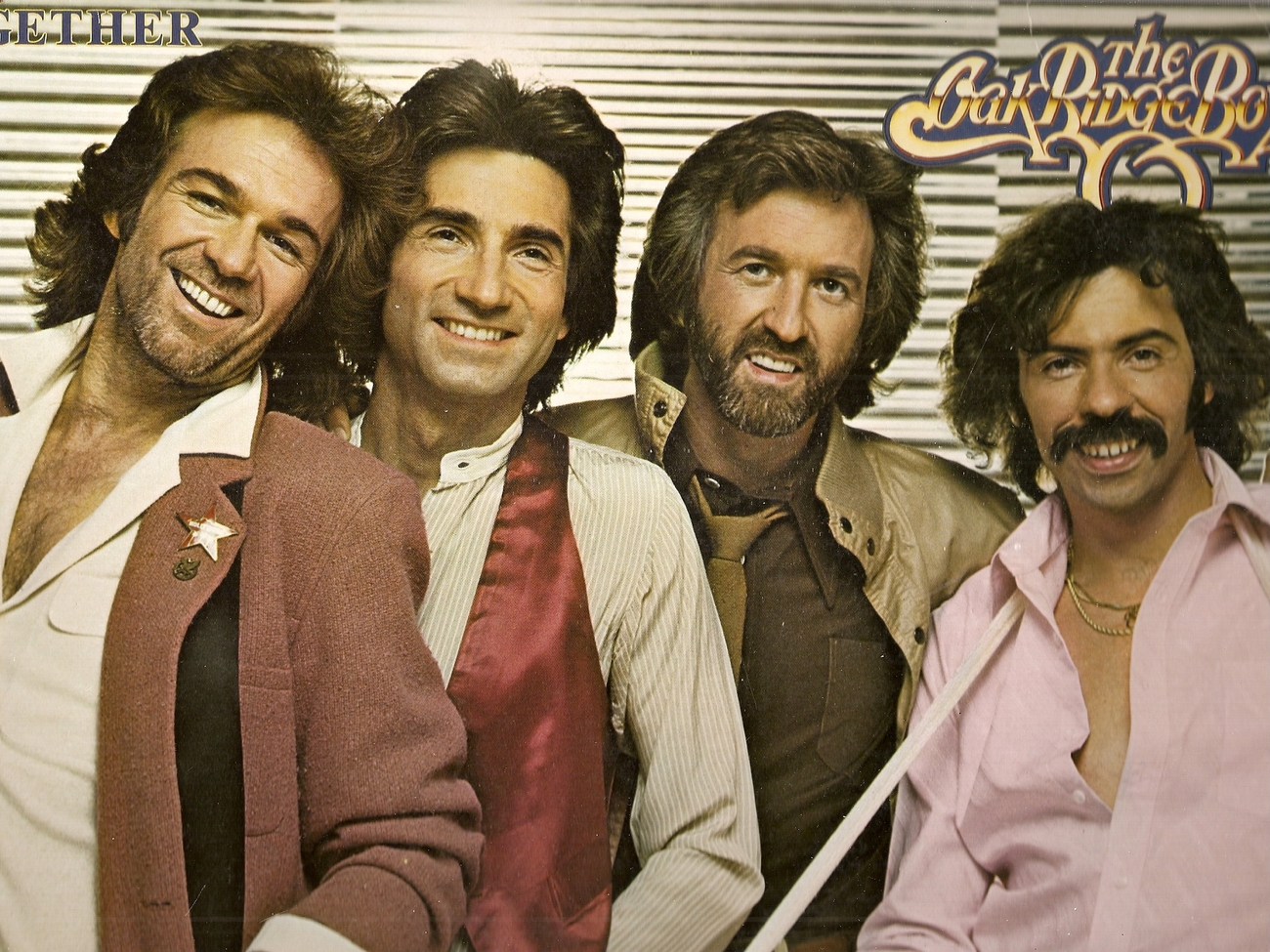 LP--Oak Ridge Boys 	-	 Together