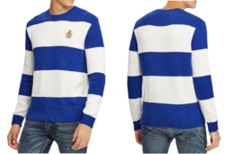 Polo Ralph Lauren Men's Striped Sweater, Size L, MSRP $125 - $62.17