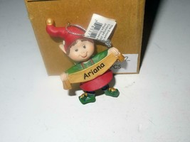 Christmas Ornaments WHOLESALE- Russ BERRIE- #13812- 'ARIANA''- (6) - New -W8 - $5.83