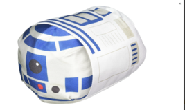 "NWT Disney Store Star Wars R2D2 Medium 10.5"" Tsum Tsum Plush Pillow - $14.85"