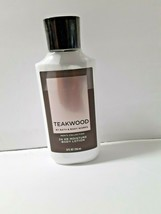 Men's TEAKWOOD 8 oz Body Lotion Bath & Body Works New Sealed - $15.17