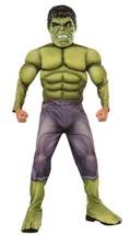 The Hulk Child Halloween Costume Size Large Rubies 620107 Avengers Marvel Bonus - $25.25