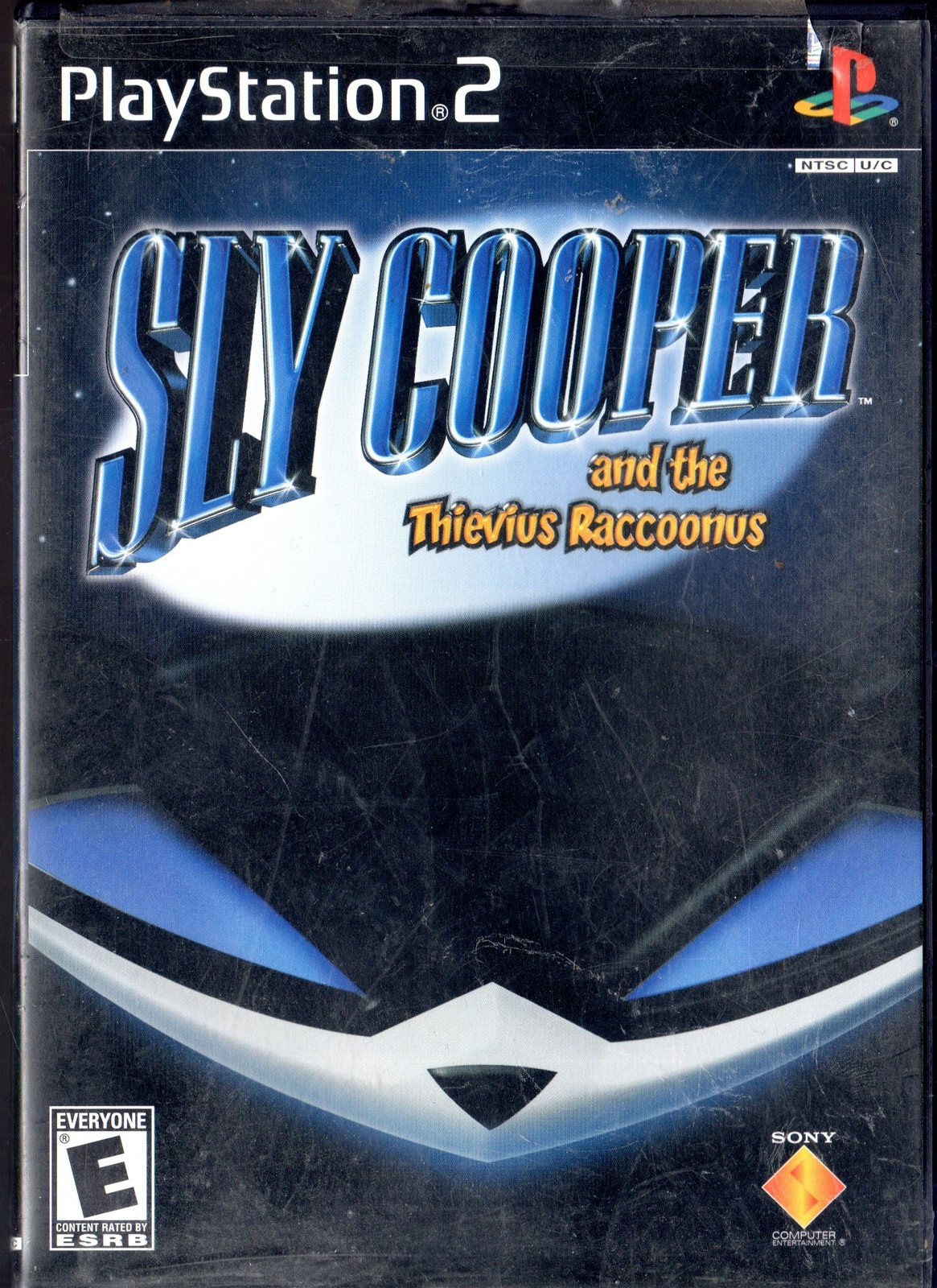 Playstation 2 - Sly Cooper And the Thievius Raccoonus