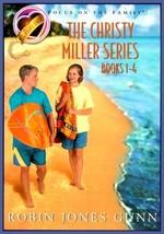 The Christy Miller Series, Books 1-4 [Oct 01, 1998] Gunn, Robin Jones - $34.60