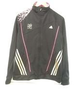 2012 London Olympic Jacket Adidas Climacool Black Womens Size Medium NWT - $48.95