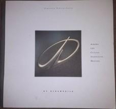 Original 1997 Oldsmobile Aurora LSS Cutlass Silhouette Bravada Sales Bro... - $10.88