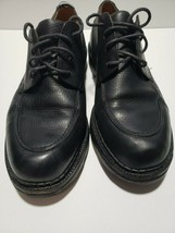 Cole Haan Country Waterproof Men Black Oxford Shoe Size 9 1/2M - $24.97