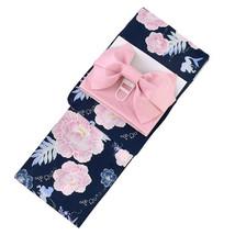Disney Store Japan Ariel Peony Yukata Set Sakura Kimono Dress Little Mer... - $220.77