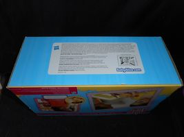 BABY ALIVE LUV N SNUGGLE HASBRO 2015 AFRICAN AMERICAN DOLL W/ BOTTLE IN BOX image 7