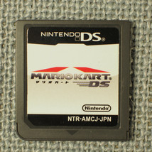 Mario Kart DS (Nintendo DS, 2005) Japan Import - $7.08