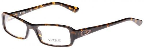 Authentic Vogue Eyeglasses VO2924BI 2048 Tortoise Frames 53MM RX-ABLE