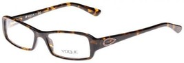 Authentic Vogue Eyeglasses VO2924BI 2048 Tortoise Frames 53MM RX-ABLE - $44.54