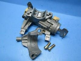 02-07 Mitsubishi lancer ES Evolution MR OZ A/T ignition lock cylinder ke... - $72.95