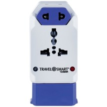 Travel Smart TS238X All-In-One Adapter with USB - $40.01