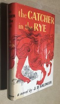 The Catcher In the Rye - J. D. Salinger - 1951 Fine in fine Original dus... - $1,666.00