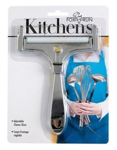 """Fox Run Cheese Slicer Wire 3.75"""" W Stainless Steel Carded - €13,76 EUR"""