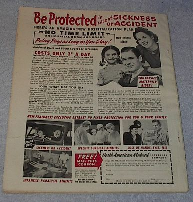True Detective Crime Magazine April 1951