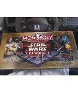 star wars manopoly edipode 1 collectors edition game - $27.99