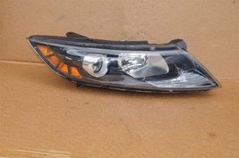11-13 Kia Optima Headlight Lamp Halogen Passenger Right RH image 2