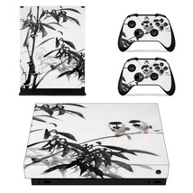 Animated Picture Decal Xbox one X Skin for Xbox Console & 2 Controllers - $15.00
