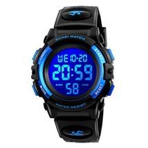 BicycleStore Kids Digital Watch Waterproof 50m Sports Outdoor Watches Wa... - $14.45